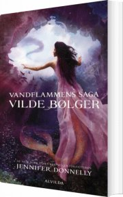 vandflammens saga 2: vilde bølger - bog