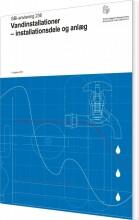 vandinstallationer - installationsdele og anlæg - bog