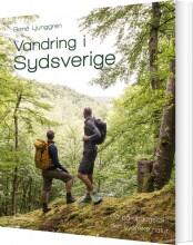vandring i sydsverige - bog