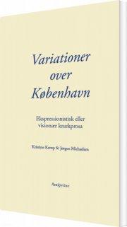 variationer over københavn - bog