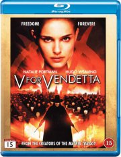 v for vendetta - Blu-Ray