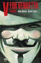 v for vendetta - Tegneserie
