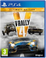 v-rally 4 ultimate edition - PS4