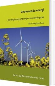vedvarende energi - bog