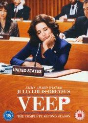 veep - sæson 2 - DVD