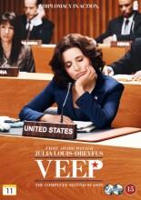 veep - sæson 2 - hbo - DVD