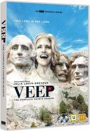 veep - sæson 4 - hbo - DVD