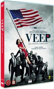 veep - sæson 6 - hbo - DVD