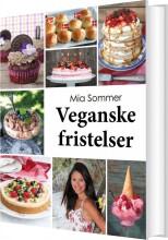 veganske fristelser - bog