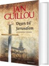 vejen til jerusalem - bog