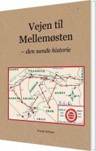 vejen til mellemøsten - bog