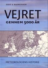vejret gennem 5000 år - bog