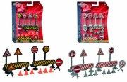majorette - vejskilte tilbehør til legetøjsbiler - Køretøjer Og Fly
