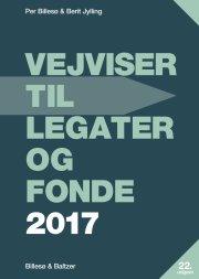 vejviser til legater og fonde 2017 - bog