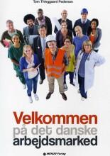 velkommen på det danske arbejdsmarked - bog