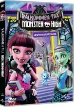 velkommen til monster high / welcome to monster high - DVD