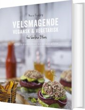 velsmagende vegansk og vegetarisk - bog