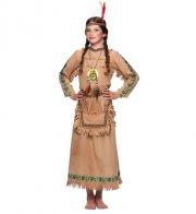 indianer kostume - veneziano - 4 år - Udklædning