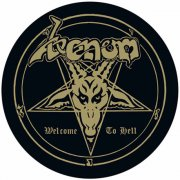 venom - welcome to hell - picture disc - Vinyl / LP