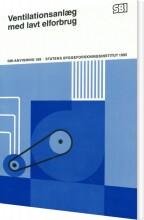 ventilationsanlæg med lavt elforbrug - bog