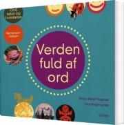 verden fuld af ord, børnehaveklassen, elevhæfte - bog