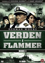 verden i flammer - del 1 / war and remembrance - DVD
