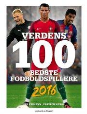 verdens 100 bedste fodboldspillere 2016 - bog