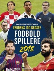 verdens 100 bedste fodboldspillere - 2018 - bog