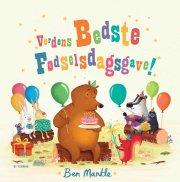 verdens bedste fødselsdagsgave - bog