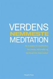 verdens nemmeste meditation - bog