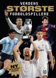 verdens største fodboldspillere - bog