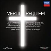 daniel barenboim and jonas kaufmann - verdi: requiem - cd