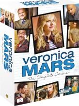 veronica mars box - komplet samling - sæson 1-3 - DVD