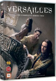 versailles - sæson 2 - DVD