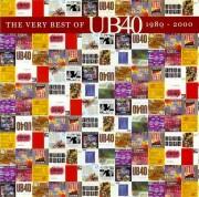 ub 40 - very best of 1980-2000 - cd