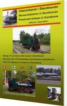 veteranbaner i skandinavien - dk/eng/tysk - bog