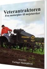 veterantraktoren - bog