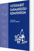 veterinær farmakologi - bog