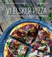 vi elsker pizza - bog