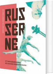 vi giver jer rusland - bog