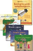 vi tænker! lærerens bog og 5 hæfter samlet - bog