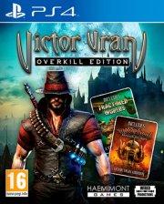 victor vran: overkill edition - PS4