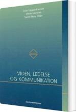 viden, ledelse og kommunikation - bog