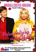 vidunderlig og elsket af alle / underbar och älskad av alla - DVD
