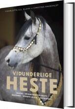 vidunderlige heste - bog