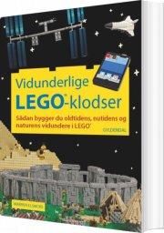 vidunderlige lego®-klodser - bog