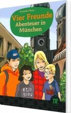 vier freunde - abenteuer in münchen, tr 2 - bog