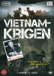 vietnamkrigen - walter cronkite - DVD