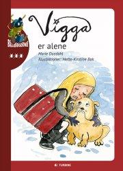 vigga er alene - bog