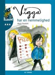 vigga har en hemmelighed - bog